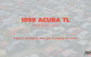 1999 Acura TL Used Car Parts