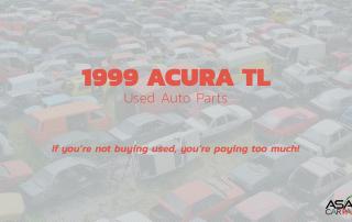 1999 Acura TL Used Car Parts